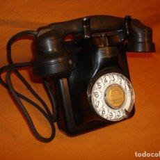Teléfonos: TELÉFONO ANTIGUO DE PARED STANDARD ELÉCTRICA. Lote 134497798