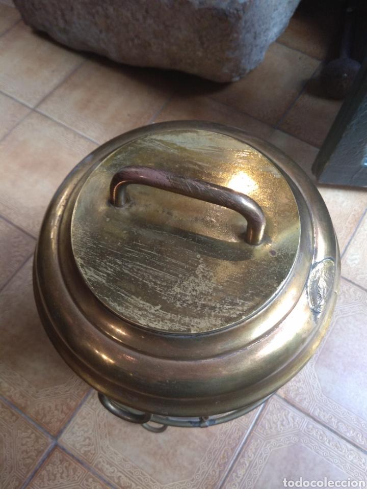 Antigüedades: Farol de Barco Perko - Perkins Marine Lamp - Brooklyn New York - - Foto 6 - 134711635