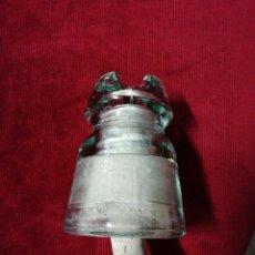 Antigüedades: JÍCARA AISLANTE DE ELECTRICIDAD. E.S.A. 19. A.V. 1. Lote 134732359