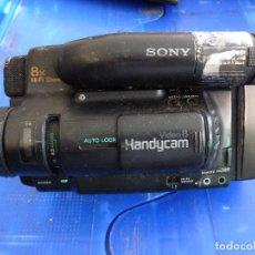 Antigüedades: CAMARA DE VIDEO SONY CCD-TR75E. Lote 134850990