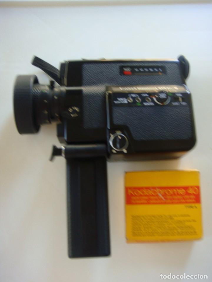 CANON 514XL-S, AÑOS 80 (Antigüedades - Técnicas - Aparatos de Cine Antiguo - Cámaras de Super 8 mm Antiguas)