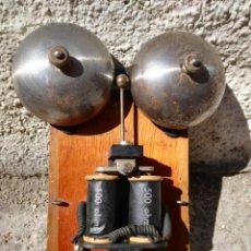 Antigüedades: TIMBRE DE CAMPANA ANTIGUO AÑOS 1950. Lote 134906790