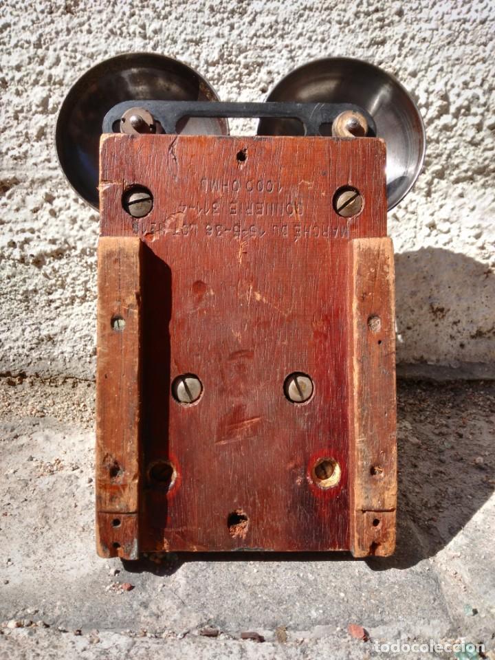 Antigüedades: Timbre de campana antiguo años 1950 - Foto 2 - 134906790