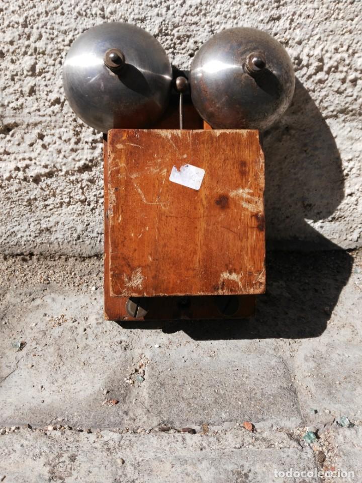 Antigüedades: Timbre de campana antiguo años 1950 - Foto 3 - 134906790