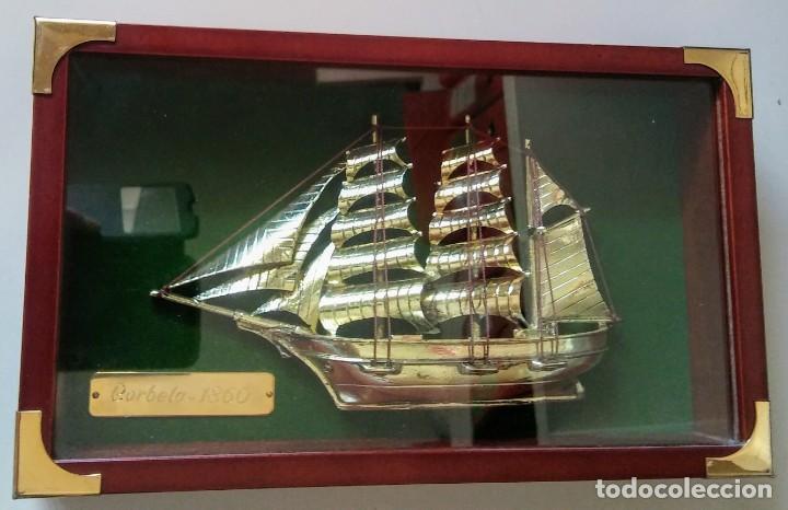 CORBETA 1860 DE COLECCION (Antigüedades - Antigüedades Técnicas - Marinas y Navales)