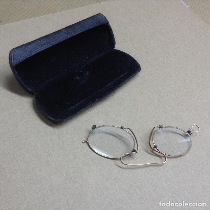 ANTIGUOS BINOCULOS EN CAJA (Antigüedades - Técnicas - Instrumentos Ópticos - Binoculares Antiguos)