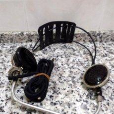 Teléfonos: AURICULAR DIADEMA DE OPERADORA DE CENTRALITA DE TELEFÓNICA. AÑOS '50. Lote 135069734