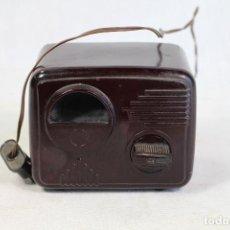 Antigüedades: TRANSFORMADOR ANTIGUO PARA RADIO. Lote 245143475