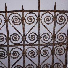 Antigüedades: VENTANAS DE FORJADOS ESTILO ÁRABE. Lote 135102482