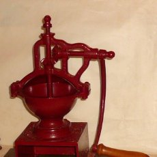 Antigüedades: MOLINILLO DE CAFÉ PEUGEOT MOD. 1A. Lote 135162814