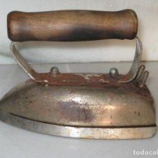 Antigüedades: PLANCHA ELECTRICA ANTIGUA. Lote 135198106