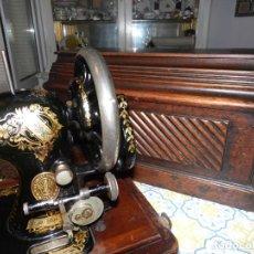 Antigüedades - MODELO 16178998 DEL AÑO 1889 MUY BONITA Y FUNCCIONA PERFECTAMENTE. - 135281438