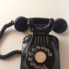 Telefone - Teléfono Baquelita negro - 135429469