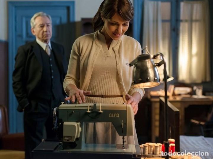 Antigüedades: Maquina de coser Alfa 109 (alfamatic) vintage - Foto 5 - 135485182