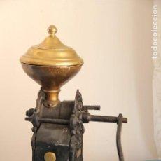 Antigüedades: ANTIGUO MOLINILLO DE CAFÉ LAUZANNE SIGLO XIX. Lote 135496830