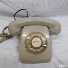 Teléfonos: ANTIGUO TELÉFONO DE SOBREMESA HERALDO AÑOS 70 CITESA FUNCIONA. Lote 135597158
