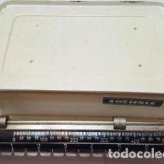 Antigüedades: ANTIGUA BALANZA DE FARMACIA - SOEHNLE - PESA HASTA 7 KG .-. Lote 135605826