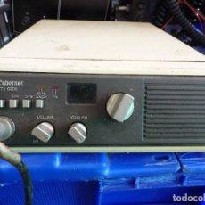 Antigüedades: EMISORA DE VHF BANDA MARINA CYBERNET CTX 5000. Lote 135690915