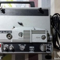 Antigüedades: PROYECTOR SUPER 8 ROYAL SOUND 75/A. Lote 135729834