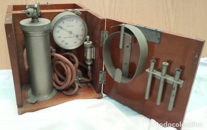 INSTRUMENTAL SISTEMA UROGENITAL. PRINCIPIOS DE 1900. MUY EXTRAÑO. BUEN ESTADO GENERAL.. (Antigüedades - Técnicas - Herramientas Profesionales - Medicina)