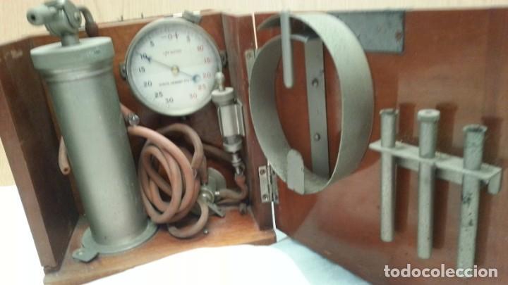 Antigüedades: Instrumental sistema urogenital. Principios de 1900. Muy extraño. Buen estado general.. - Foto 5 - 135783726