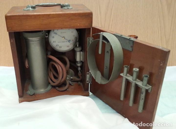 Antigüedades: Instrumental sistema urogenital. Principios de 1900. Muy extraño. Buen estado general.. - Foto 6 - 135783726