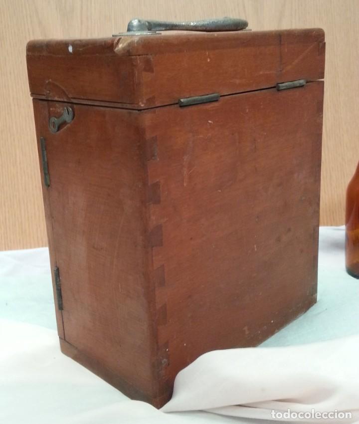 Antigüedades: Instrumental sistema urogenital. Principios de 1900. Muy extraño. Buen estado general.. - Foto 10 - 135783726