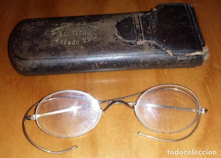 Antigu Comprar Coleccion Gafas Lentes De 14 Oro Kilates W9E2HID