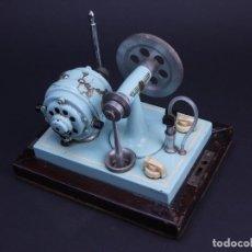 Antigüedades: EQUIPO MEDICO INDIVIDUAL INALADOR DE AIRE. Lote 135877866
