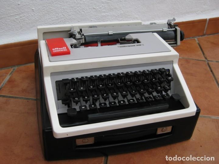 Antigüedades: Maquina escribir Underwood 310 - Foto 4 - 136048262