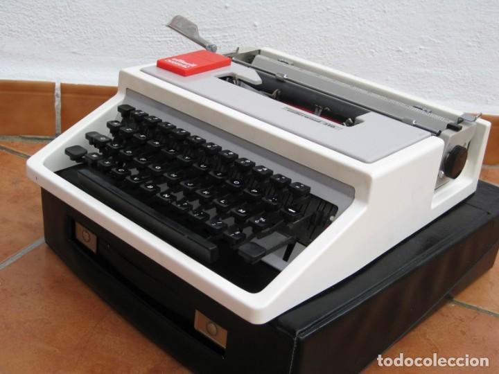 Antigüedades: Maquina escribir Underwood 310 - Foto 9 - 136048262