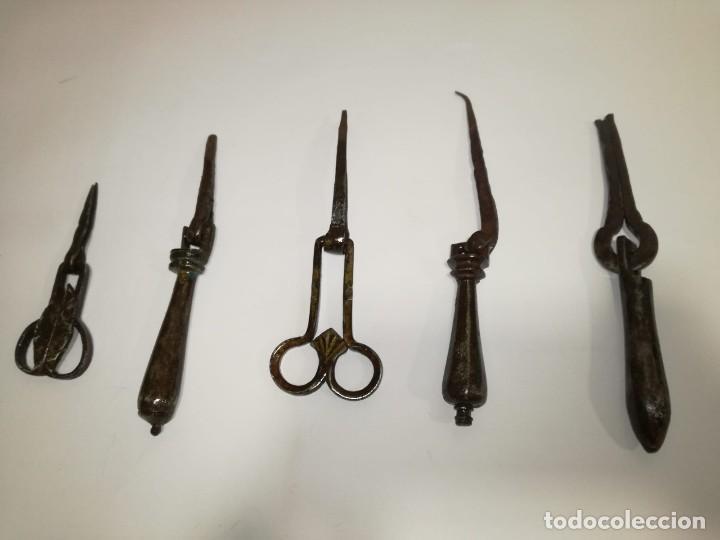 FORJA S XVII -XVIII (Antigüedades - Técnicas - Cerrajería y Forja - Forjas Antiguas)