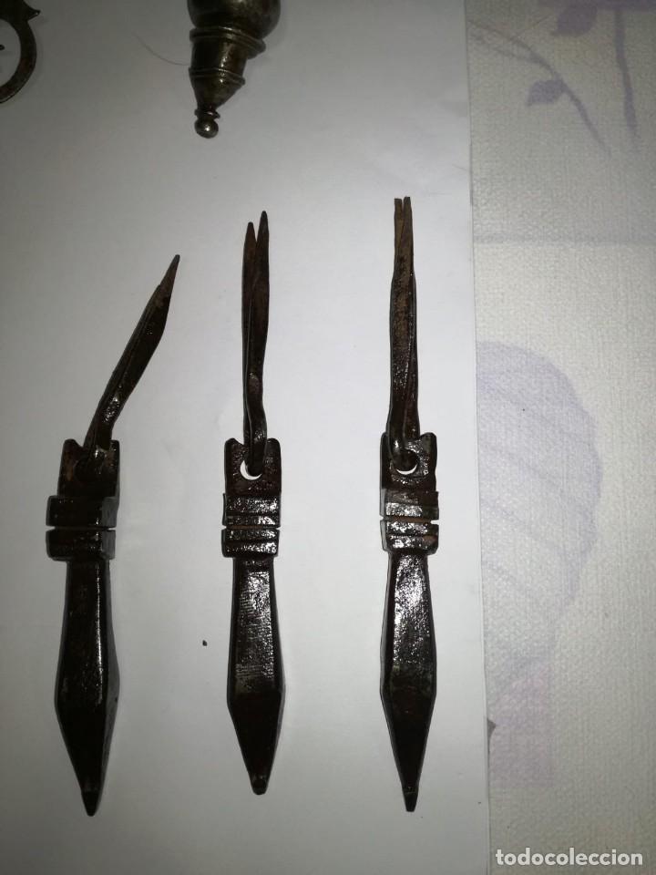 Antigüedades: Forja para Bargüeño siglo XVII- XVIII - Foto 4 - 136067610