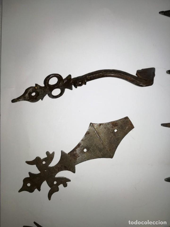 Antigüedades: Forja para Bargüeño siglo XVII- XVIII - Foto 5 - 136067610