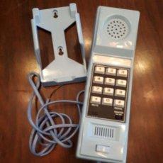 Teléfonos: ANTIGUO TELÉFONO DE PARED MURA HAND HELD PHONE. CAJA ORIGINAL. AÑOS 70S. Lote 124222887