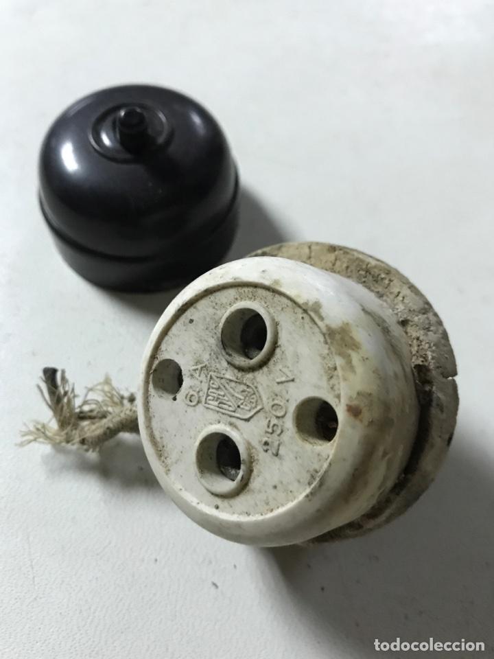 MATERIAL ELECTRICO (Antigüedades - Técnicas - Varios)