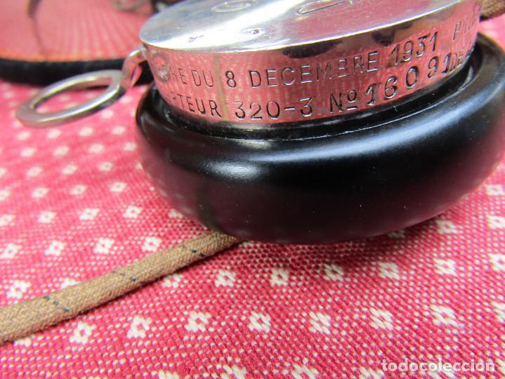 Teléfonos: ANTIGUO TELEFONO FRANCES DE MESA AÑO: 1931, MODELO PTT 24. (Modelo Cromado y con Disco). - Foto 9 - 136278202