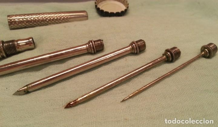 Antigüedades: Trocar años 70. Instrumental quirúrgico vintage, - Foto 2 - 136365494