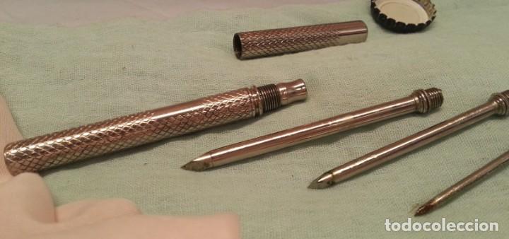 Antigüedades: Trocar años 70. Instrumental quirúrgico vintage, - Foto 3 - 136365494