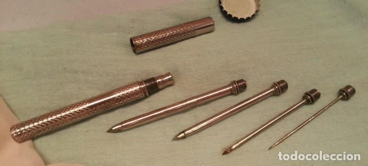 Antigüedades: Trocar años 70. Instrumental quirúrgico vintage, - Foto 4 - 136365494