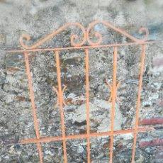 Antigüedades: LOTE DE 3 REJAS ANTIGUAS. Lote 136450465