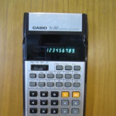 Antigüedades: ANTIGUA CALCULADORA CASIO. Lote 136460678
