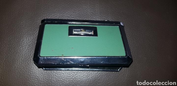 Antigüedades: PRISMÁTICOS BINOCULARES PETACA PLEGABLES AÑOS 70 COLOR VERDE 2,5X25 MARCA EIKOW JAPAN - Foto 7 - 136469752