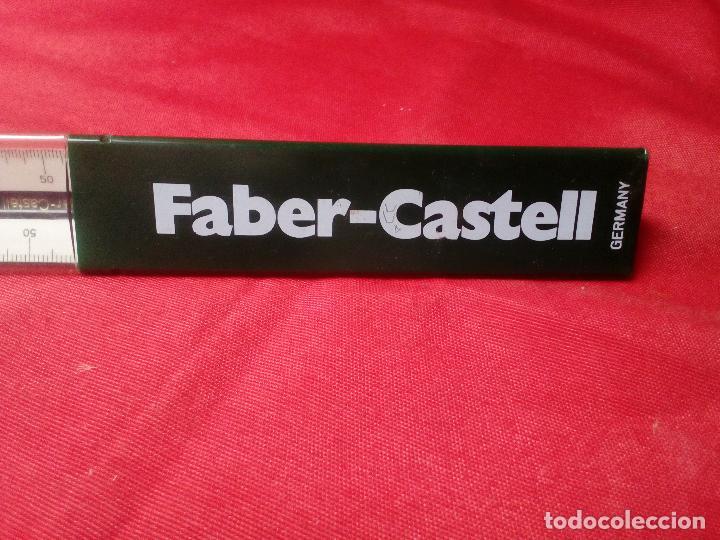FABER CASTELL 883 - A (Antigüedades - Técnicas - Aparatos de Cálculo - Reglas de Cálculo Antiguas)