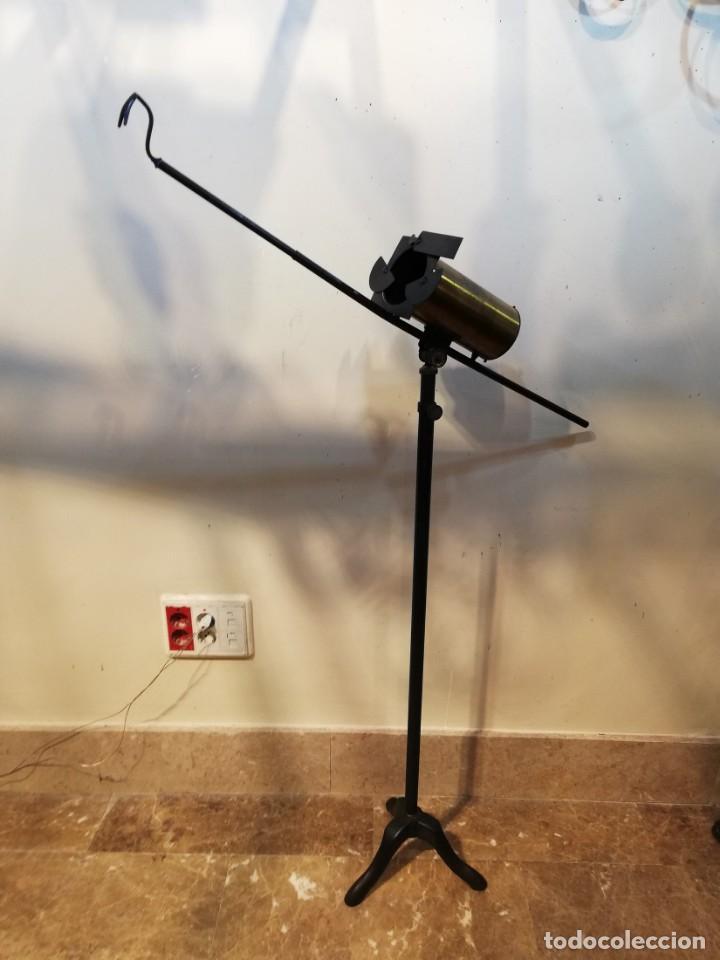 APARATO OFTALMOLOGICO SIGLO XIX (Antigüedades - Técnicas - Otros Instrumentos Ópticos Antiguos)