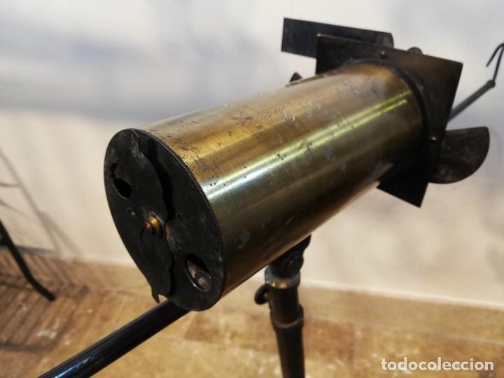 Antigüedades: APARATO OFTALMOLOGICO SIGLO XIX - Foto 11 - 136652402