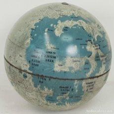 Antiguidades: GLOBO LUNAR. REPLOGLE GLOBES. RICHARD GROSSMAN CARTÓGRAFOS. CHICAGO. 1967.. Lote 136712534