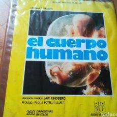 Antigüedades: LENNART NILSON, EL CUERPO HUMANO. Lote 136788600