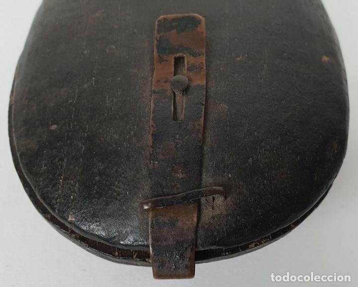 Antigüedades: BALANZA CHINA DE PRECISIÓN PARA OPIO. ESTUCHE DE MADERA. SIGLO XIX. - Foto 8 - 136793998