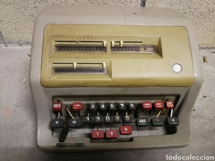 CALCULADORA ELECTRO-MECÁNICA FACIT (Antigüedades - Técnicas - Aparatos de Cálculo - Calculadoras Antiguas)
